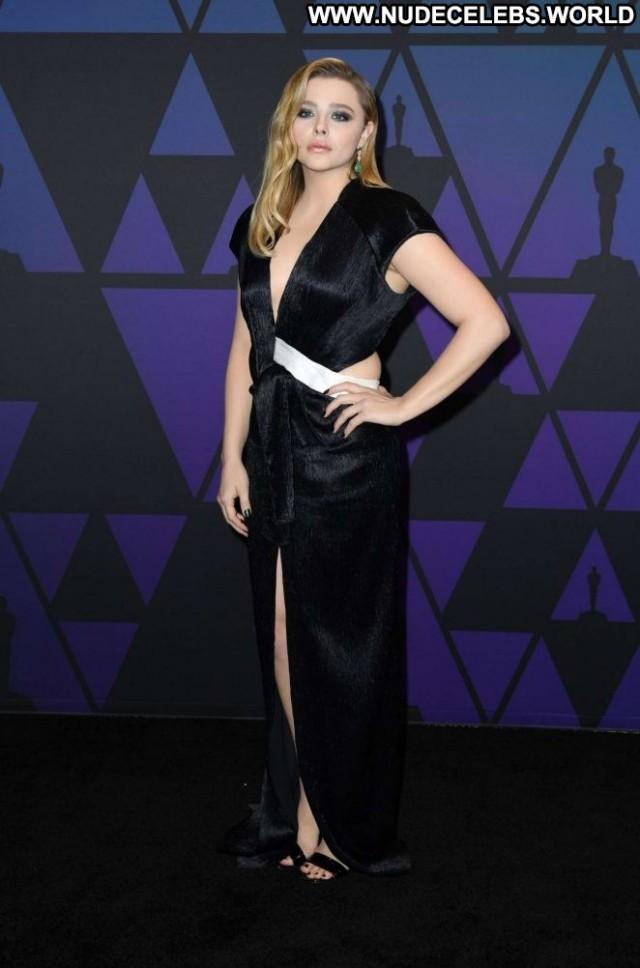 Chloe Moretz No Source Posing Hot Hollywood Beautiful Celebrity Babe