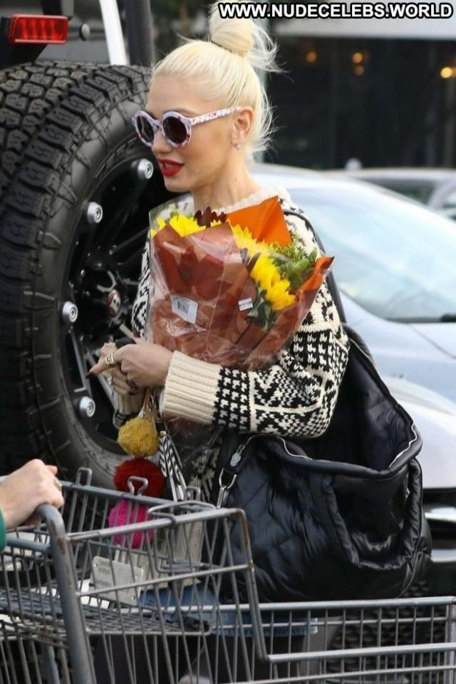 Gwen Stefani Los Angeles Angel Shopping Babe Celebrity Los Angeles