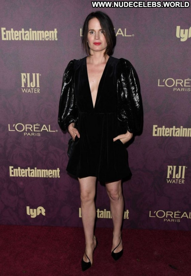 Elizabeth Reaser Pre Emmy Party Beautiful Party Celebrity Babe Posing