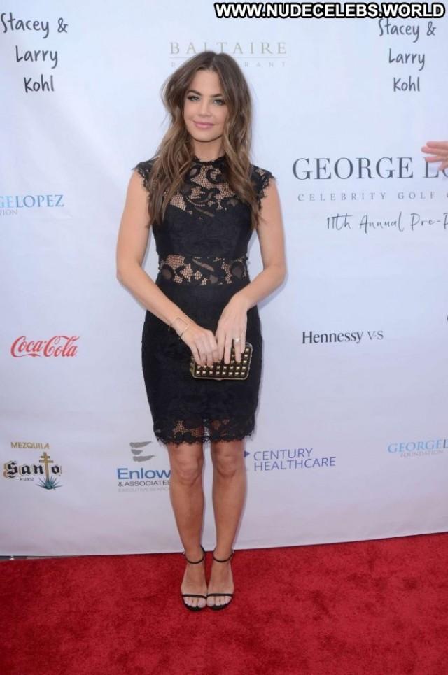 Jillian Murray George Lopez Babe Paparazzi Celebrity Posing Hot