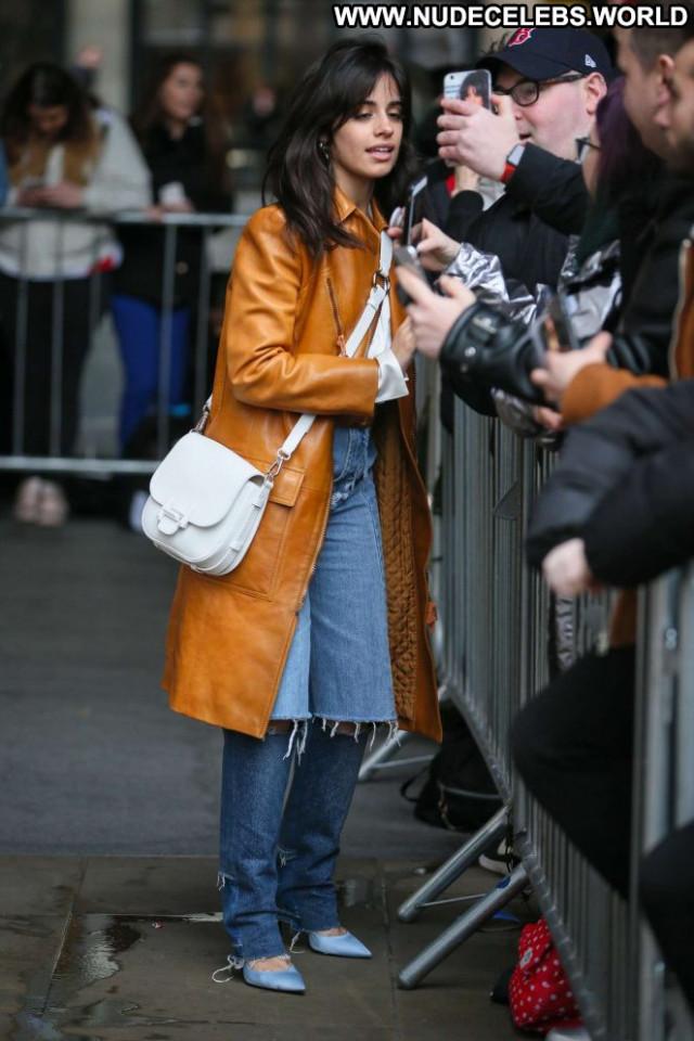 Camila Cabello Bbc Radio One In London Beautiful Celebrity Paparazzi