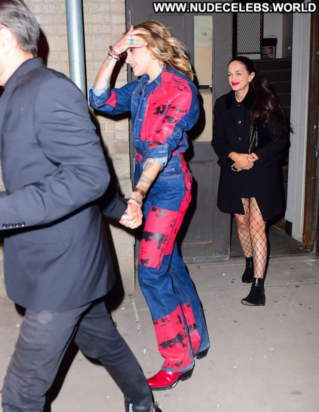 Paris Jackson Fashion Show Posing Hot New York Beautiful Celebrity