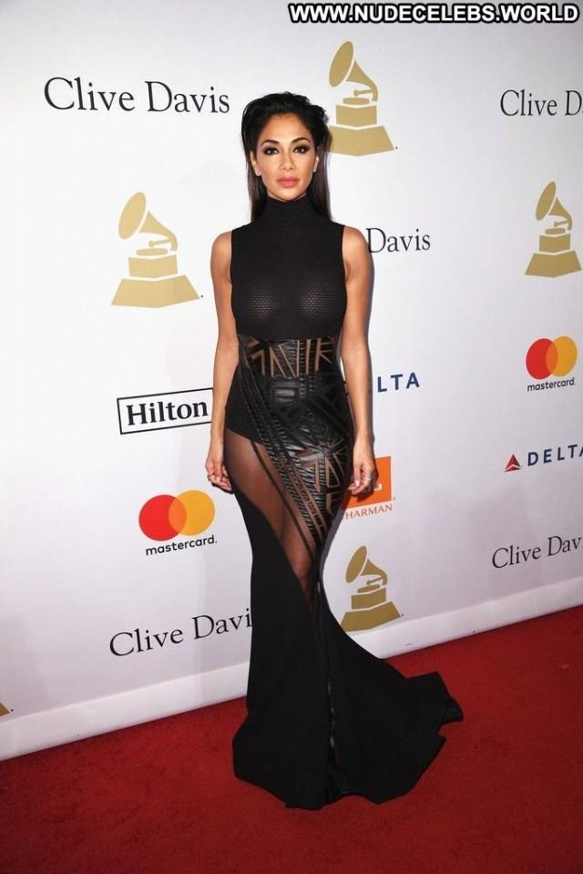 Nicole Scherzinger Dirty Dancing Twitter See Through Celebrity