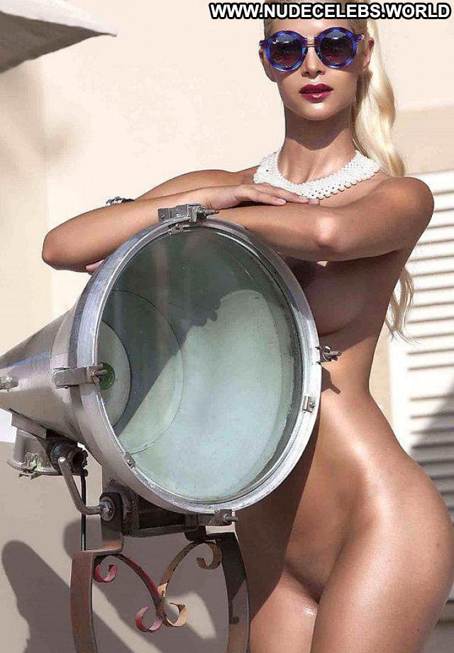 Micaela Schaefer No Source Full Frontal Posing Hot Actress Germany