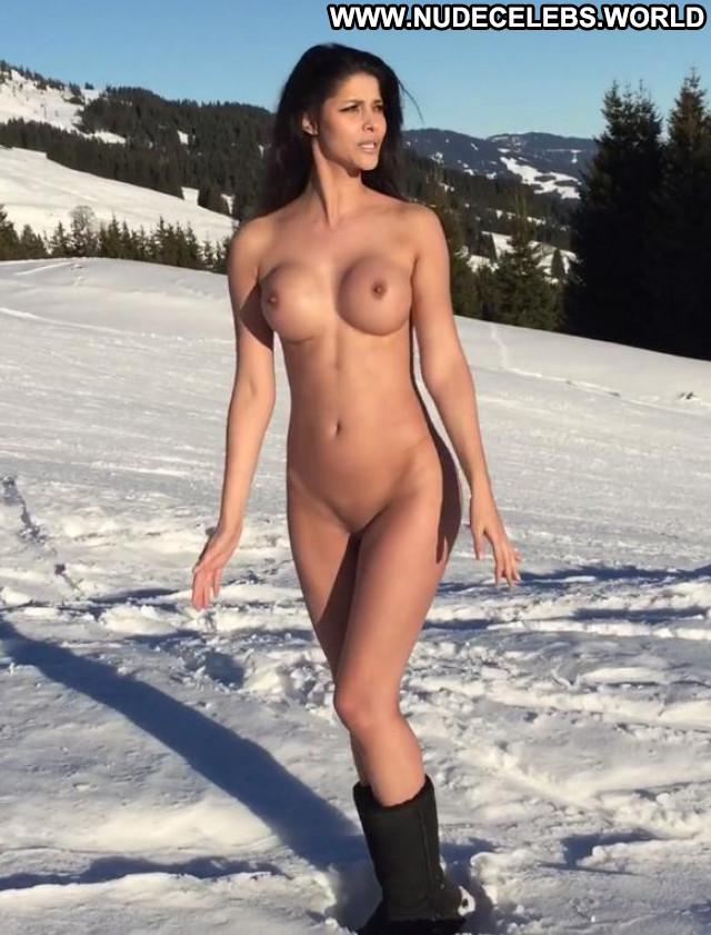 Micaela Schaefer No Source Posing Hot Babe Germany Singer Nude Full